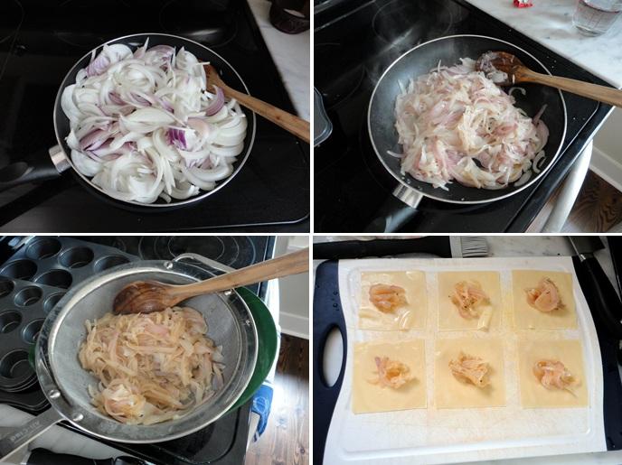 French Onion Soup Dumplings | B&B: Beakers&Bouillabaisse