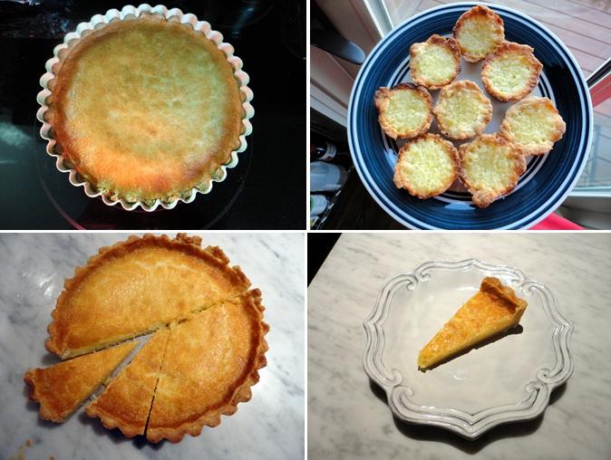 Whole Lemon Tart Via Smitten Kitchen B B Beakers Bouillabaisse
