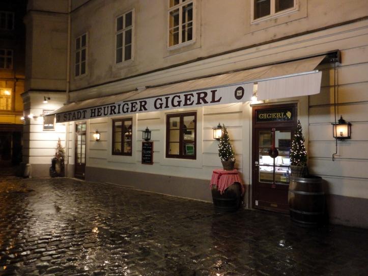 gigerl restaurant