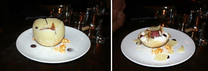 victory 44 dessert