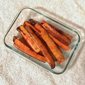 roasted carrot